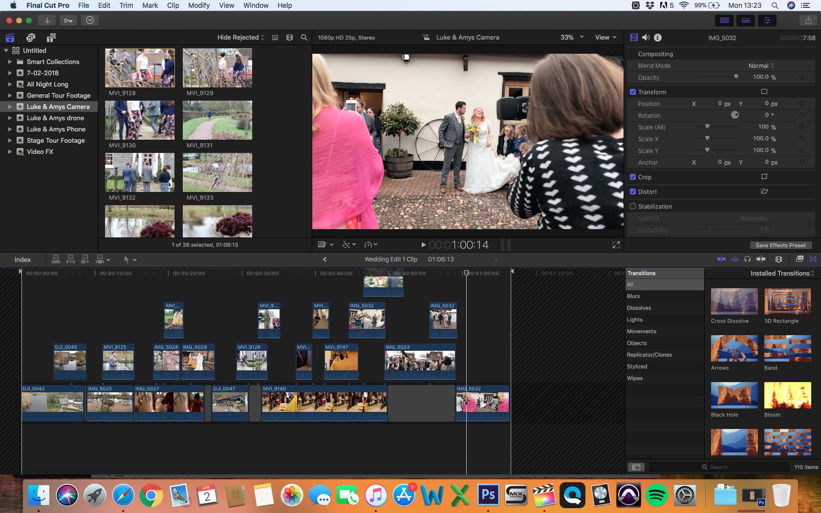 Win A Free Wedding Video Worth 1499 Wedding Videographer